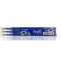 Pilot Lot de 3 recharges Bleues
