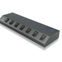 ICY BOX IB-Hub1701-U3 (7Ports)