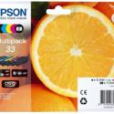 Epson 33 Claria Premium Multipack (Y, M, C, CF, PBK, encre)