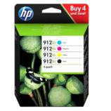 HP Combopack 912XL CMYBK
